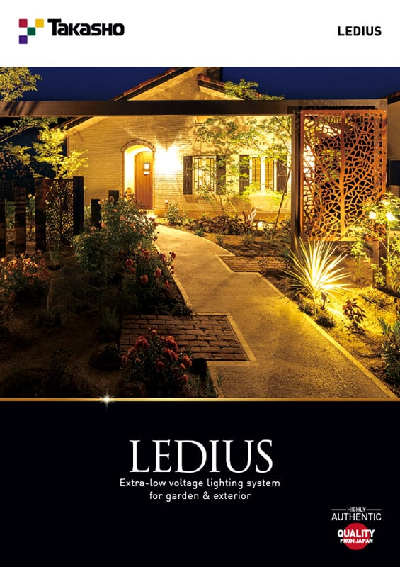 LEDIUS 2021 Catalogue