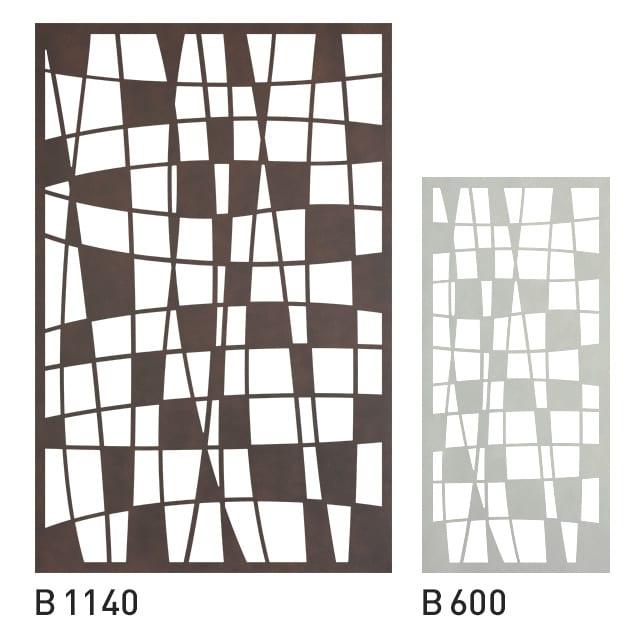 Modernes Design Panel