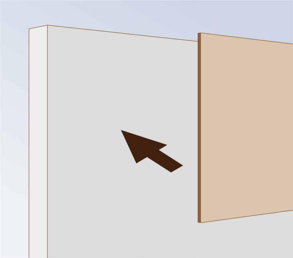 Montage Verbundplatten