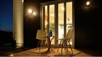 Außenbeleuchtung LED