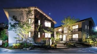 Außenbeleuchtung LED ganzes Haus