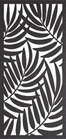 Design Pamel mit Bambusblätter
