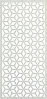 weißes Design Panel